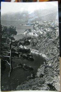 Croatia Opatija Duhan RPPC - posted 1964