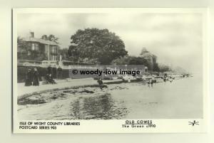 pp0299 - Isle of Wight  , Princes Green , Cowes c1910 - Pamlin postcard