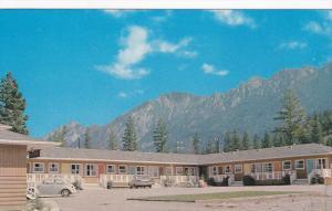 Andy´s Deluxe Motel , RADIUM HOT SPRINGS , B.C. , Canada , 1940-60s #2