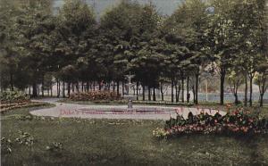Duke's Fountain, Winona Lake, Indiana, 00-10s