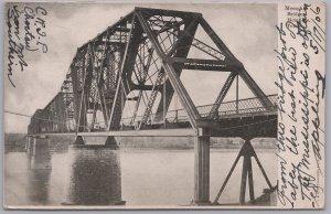 Memphis, Tenn., Memphis Railway Bridge - 1906