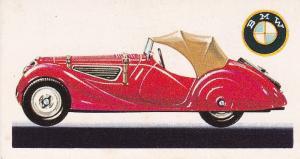 Trade Card Brooke Bond History of the Motor Car No 40