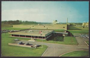 Nestle Chocolate Factory,Burlington,WI Postcard
