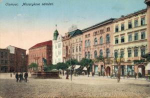 Czech Republic - Olomouc Masarykovo námésti 02.35
