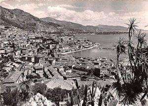 La Cote d'Azur, Vue Generale Monte Carlo 1957