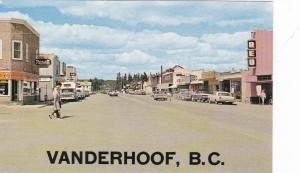 Street View , VANDERHOOF , B.C. , Canada , 50-60s