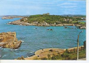 Postal 045778 : Santander. Peninsula de la Magdalena