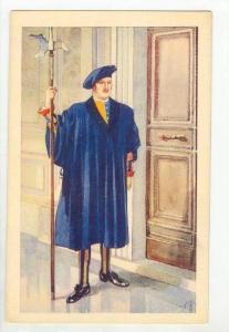 Corpi Armati Pontifici, Guardia Svizzera - Piccola uniforme, 1910-40s