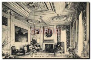 Old Postcard Chateau Du Calvados Chateau De Balleroy First show
