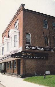 Ganong Chocolates-Candies Company , St Stephen , New Brunswick, Canada, 1990