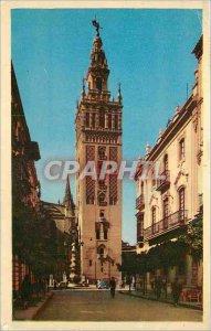 Postcard Modern Sevilla La Giralda