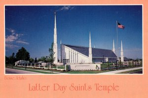 Latter Day Saints Temple,Boise,Idaho BIN