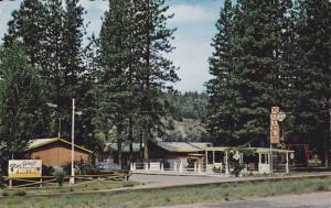 Pine Bluff Motel , OLIVER , B.C. , Canada , 50-60s