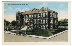 York, Neb., The Lutheran Hospital