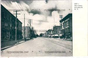Main Street, Hornellsville NY