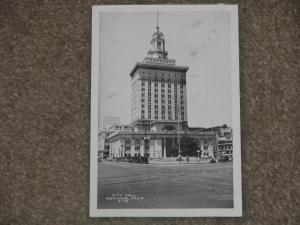 City Hall, Oakland Calif., Unused