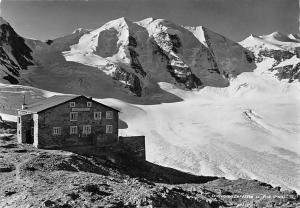 Switzerland Diavolezzahutte u Piz Palu, Mountain Cabin