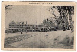 Plymouth, N.H., Pemigewasset Hotel