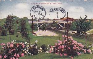 Viaduct Como Park Saint Paul Minnesota 1907