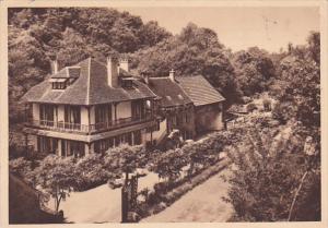 AVALLON, Yonne, France; The Valley of the Cousin, Hostellerie Du Moulin Des R...