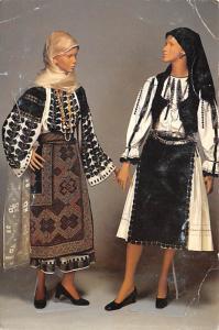 Woman's Costume - Mrs Leona Barbu