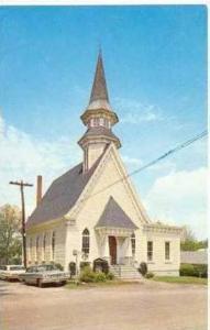 Edgefield Presbyterian Church, Edgefield, South Carolina, 40-60s
