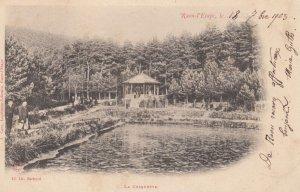 RAON-l'Etape , France, 1900-10s ; La Criquette