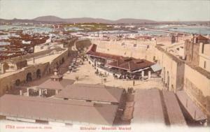 Gibraltar The Moorish Market