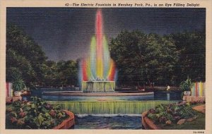 The Electric Fountain In Hershey Park Is An Eye Filling Delight Hershey Penns...