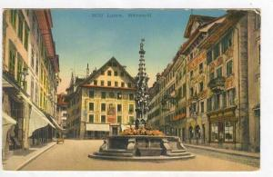 Luzern, Switzerland, 00-10s  Weinmarkt