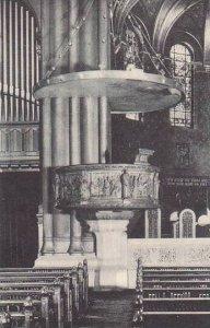 Massachusetts Boston Historic Churches Of America Trinity Church Albertype