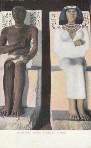 EGYPT , 00-10s ; Le fils royal - Hotep et la dame du roi Nester