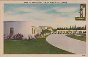 Florida Fort Myers Casa Del Haven Ciurt
