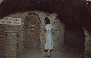 FRESNO , California , 1950-60s ; Underground Gardens