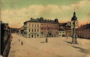 Czech Republic Choceň 02.61