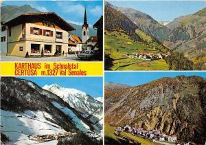 B84296 karthaus im schnalstal certosa val senales   italy