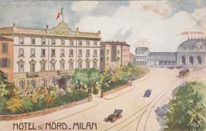 HOTEL du NORD_MILAN , Italy , 00-10s