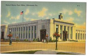 Post Office, Allentown PA