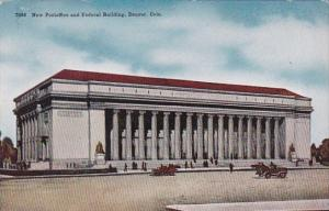 Colorado Denver New Post Office and Federal Building