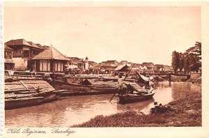 Kali Pegirian Soerabaja Indonesia, Republik Indonesia Unused