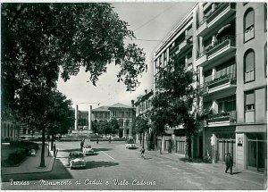 CARTOLINA d'Epoca - TREVISO Città: VIALE CADORNA