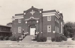 RP: CALDWELL , Kansas, 1930-40s;  Methodist Church
