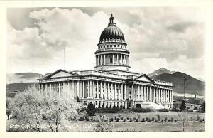 RPPC of State Capitol Building Salt Lake City Utah UT