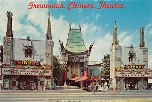 California Los Angeles, Hollywood, Grauman's Chinese Theatre