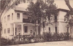 Le Tribunal, Douala, Cameroon, Africa, 1900-1910s