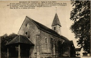 CPA Eglise de Prety FRANCE (953904)