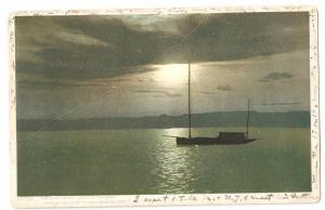 Post Card 1910 Maine