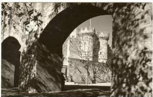 RP  Rhodes, Greece, 20-40s, The Knight's palace