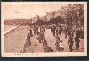 Promenade des Anglais,Nice,France BIN