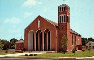Maryland Salisbury St Francis de Sales Roman Catholic Church